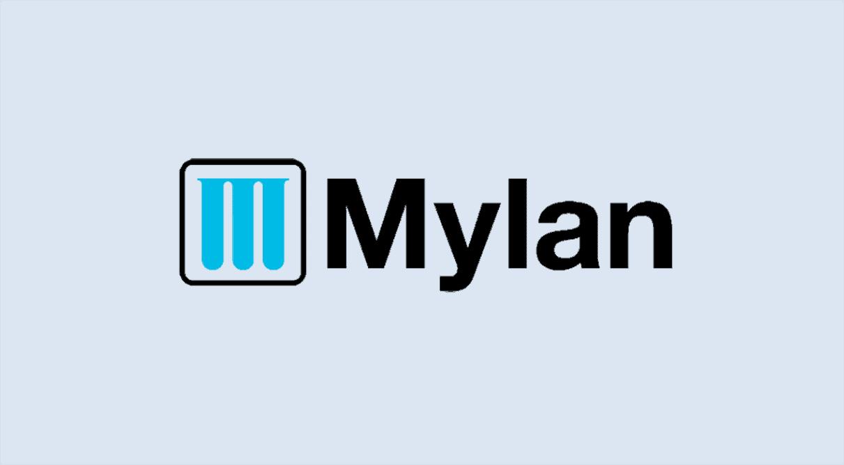 Mylan Stock Logo