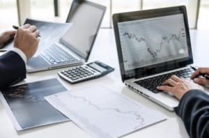 How does paper trading work?