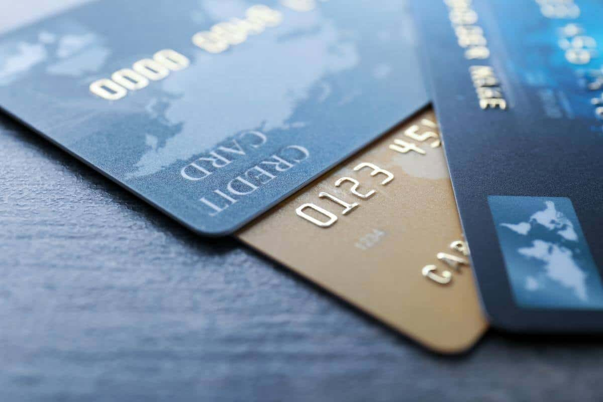 Buy stocks with credit cards