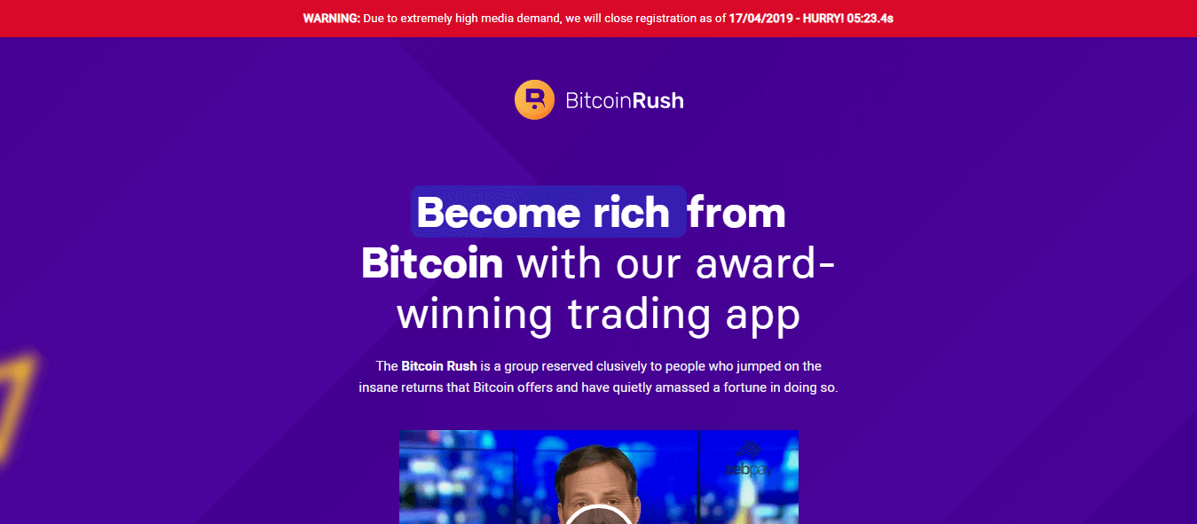 BitcoiRush Review:....