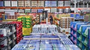 A Costco warehouse