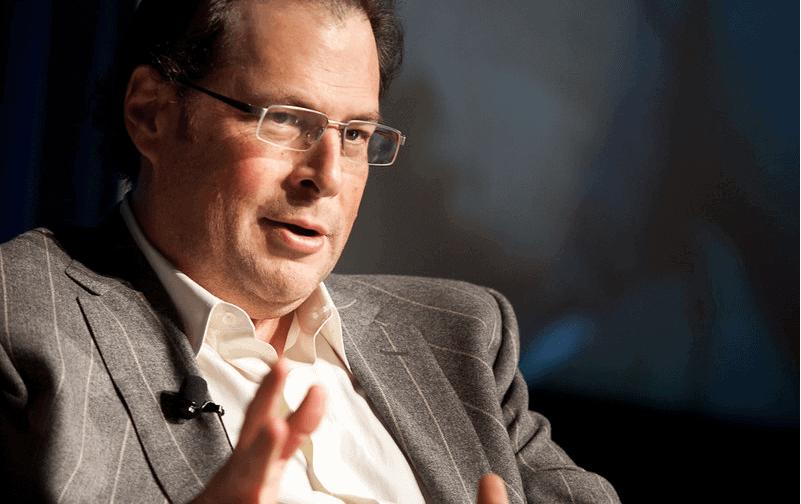 Marc Benioff salesforce