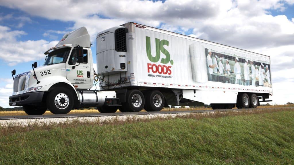 Amerikansk fødevarelager