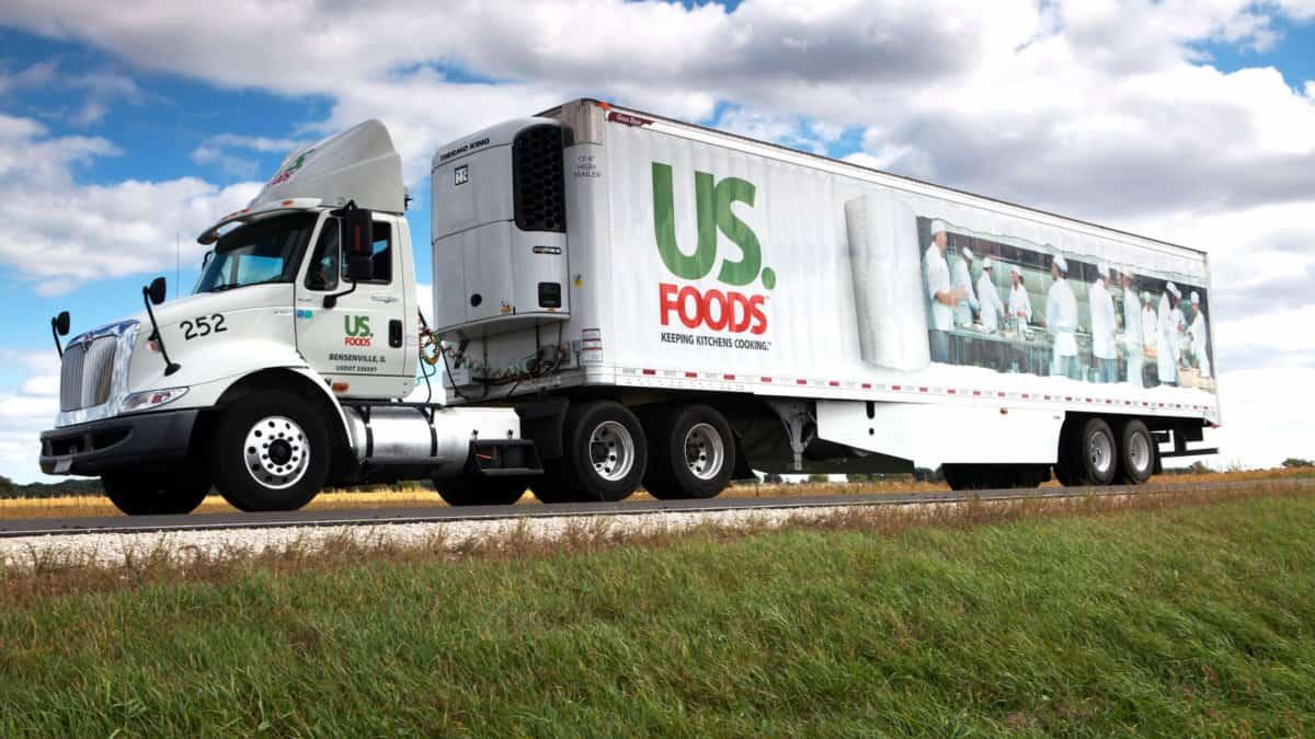 US Foods stock