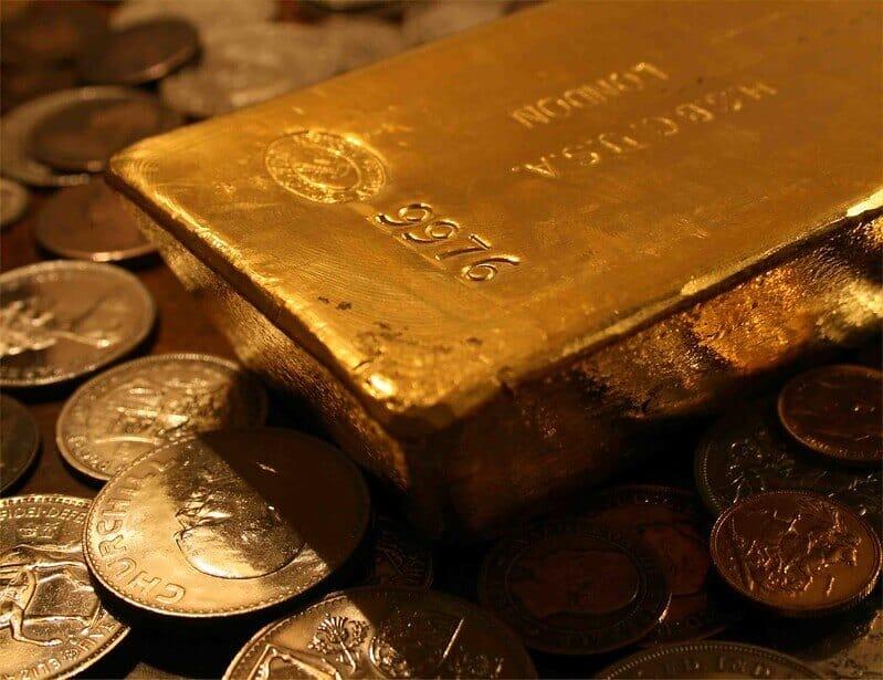 guld etfs guldstænger