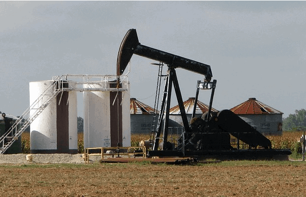 shale oil wells