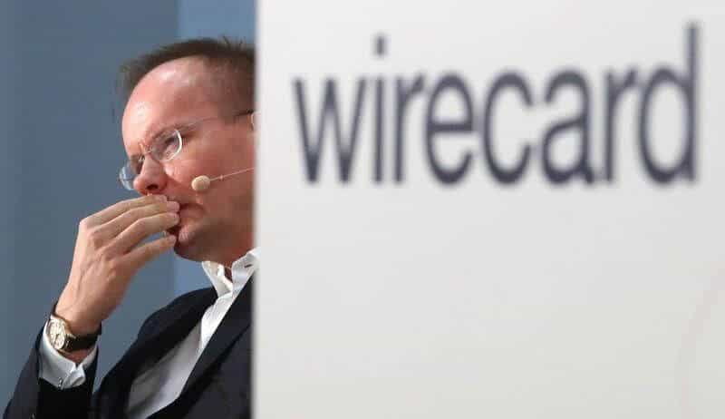Wirecard chief executive Markus Braun
