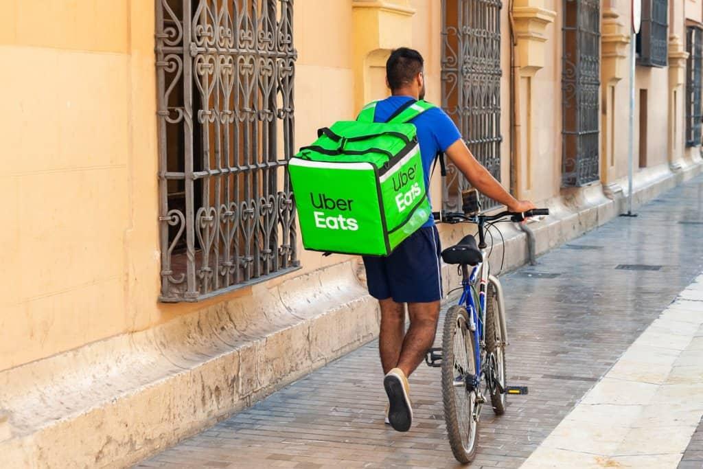 Uber erhverver postkammerater