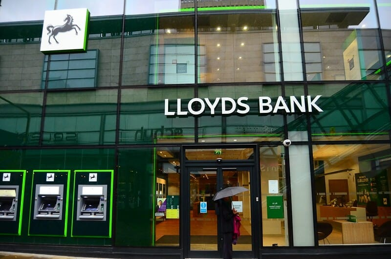 banks storefront
