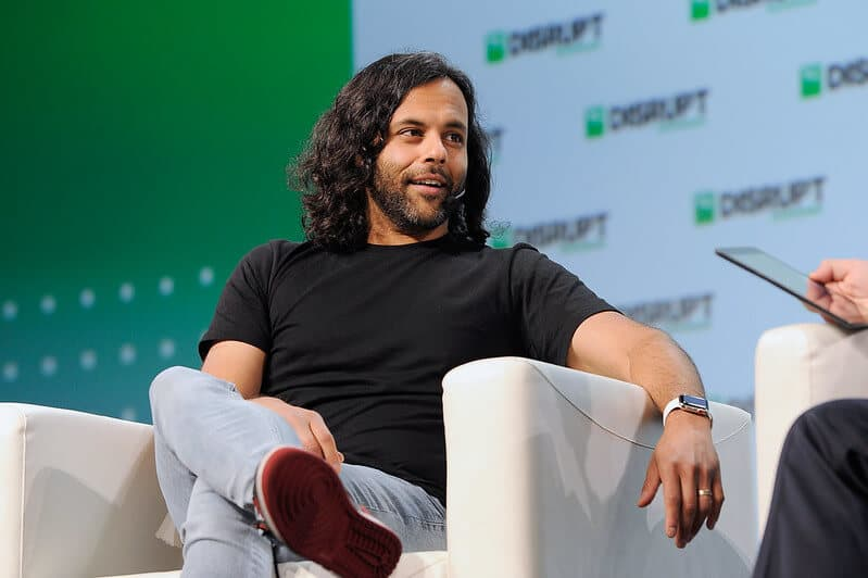robinhood co-ceo Baiju Bhatt