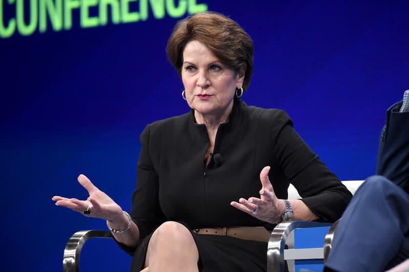 Lockheed Martin CEO