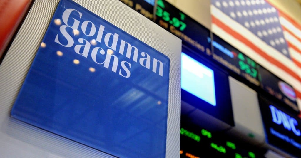 Goldman Sachs stock screen