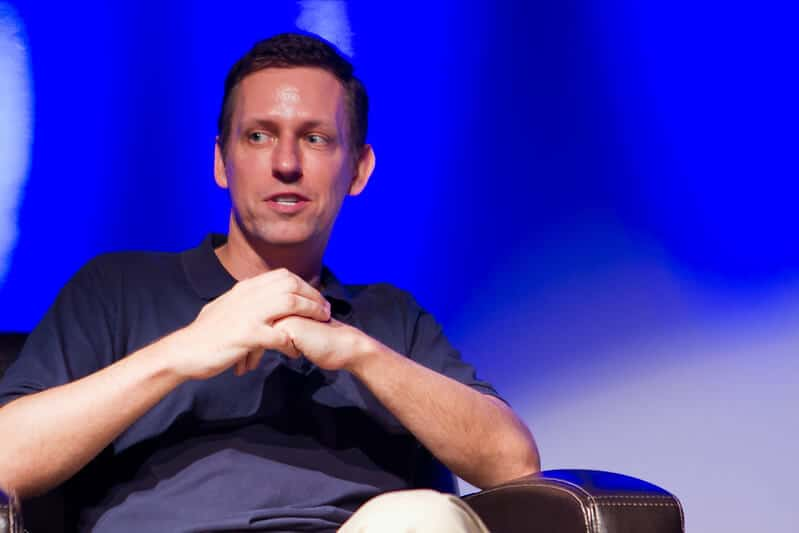 peter thiel palantir ceo