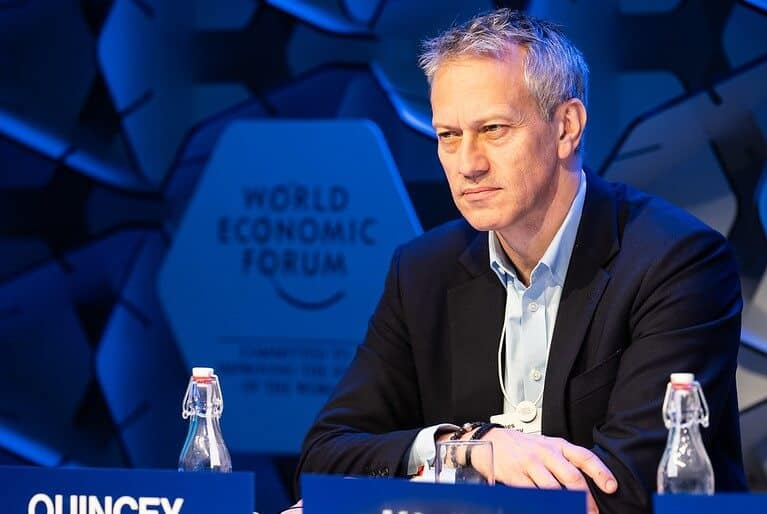 Coca-Cola's chief executive James Quincey on earnings