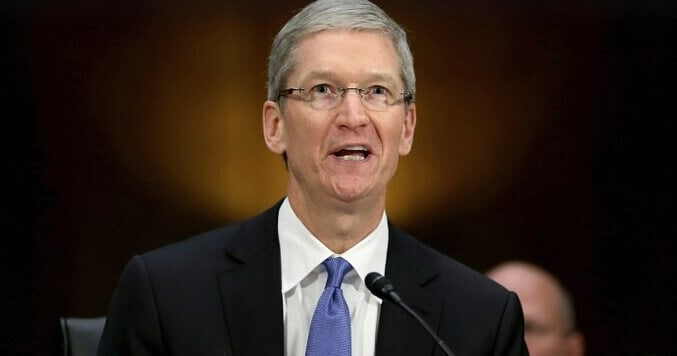 Tim Cook on second quarter earnings