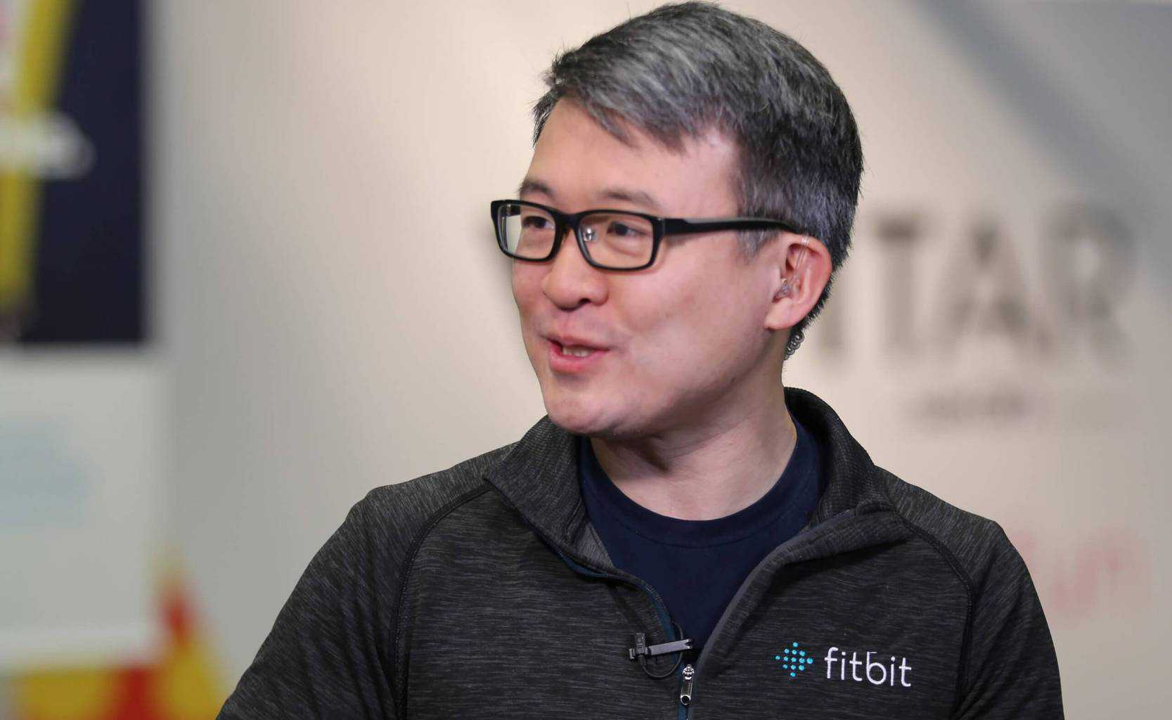 fitbit ceo james park in Google deal
