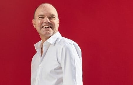 Vodafone chief executive Nick Read