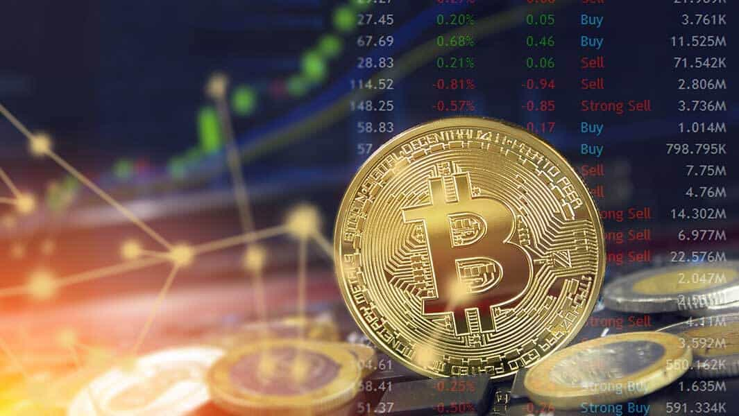 Bitcoin and stock investment