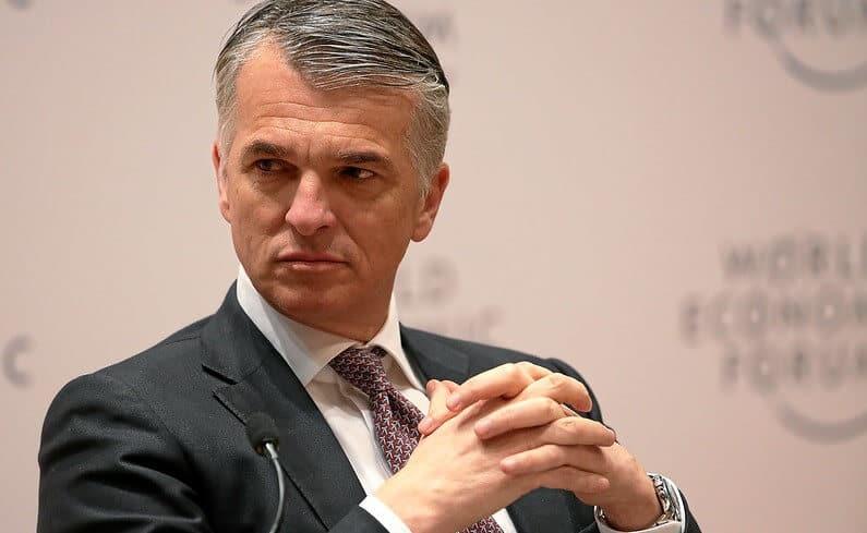 UBS chief executive Sergio Ermotti