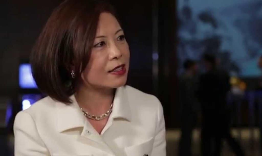 Linda Zhang (pictured), chief executive officer of Purview Investments on ETFs