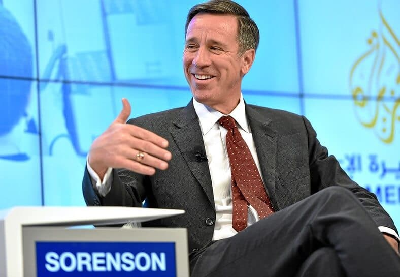 CEO Arne Sorenson Marriott
