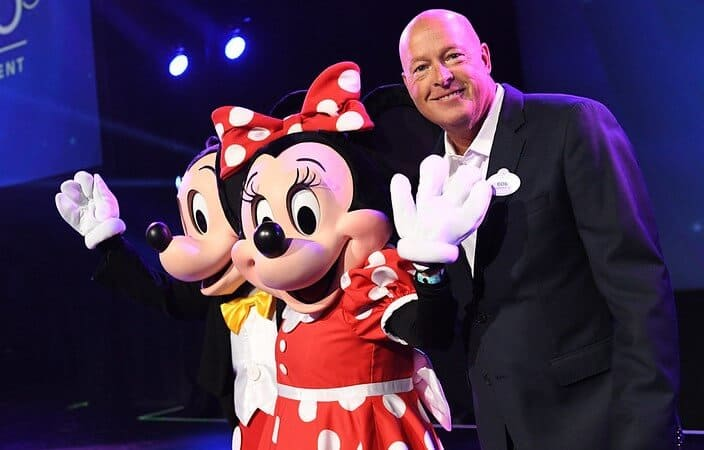 Disney Bob Chapek on earnings