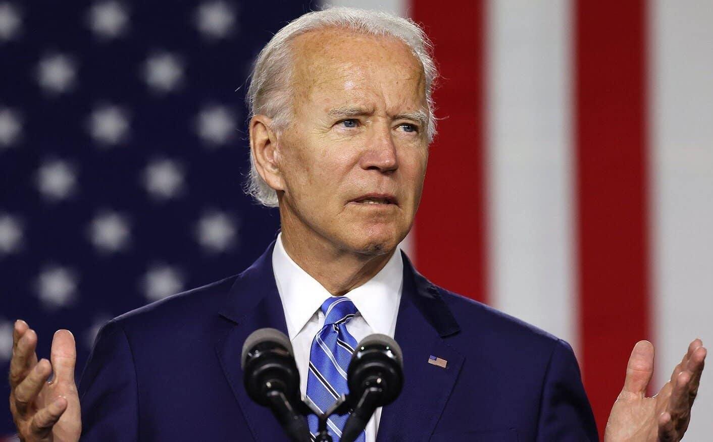 Joe Biden effect on the markets