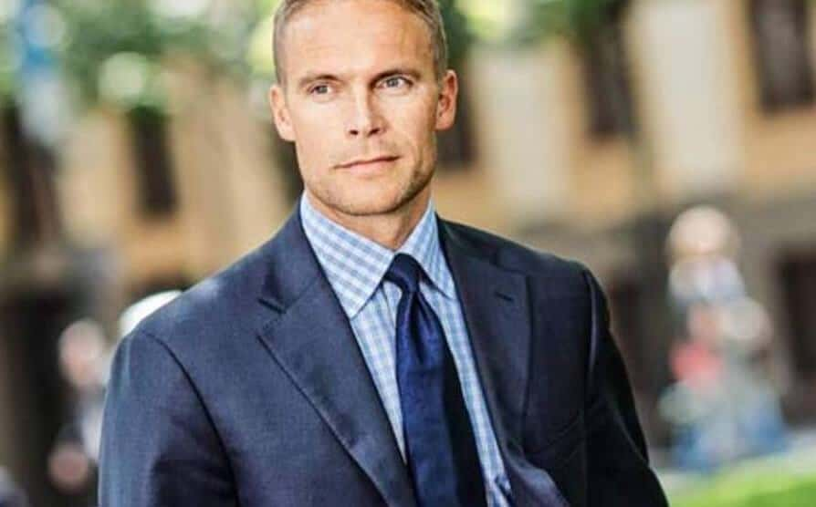 wealth fund trond-grande ceo Norges Bank
