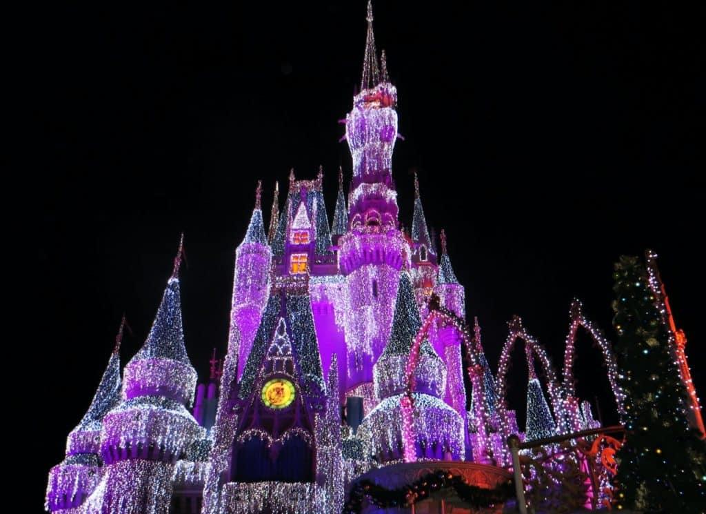 Walt Disney shares