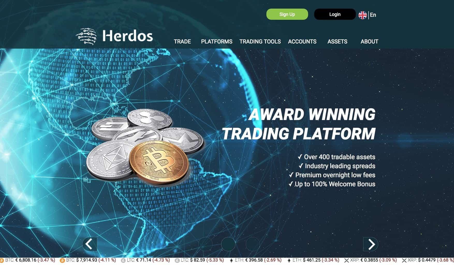 Herdos Review : Scam...