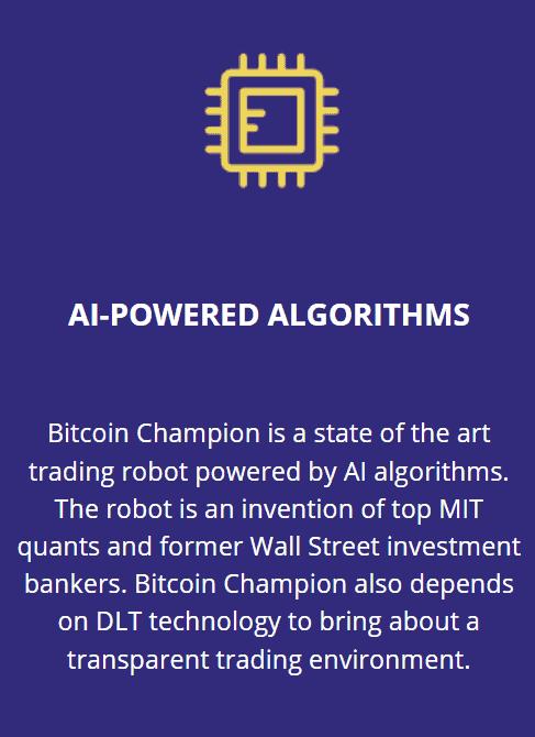 ai-powered algorithms
