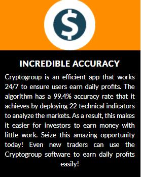 crypto group incredible accuracy