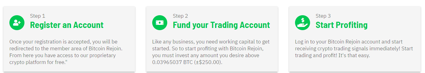 bitcoin rejoin steps to get started