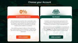 CedarFX Account Types
