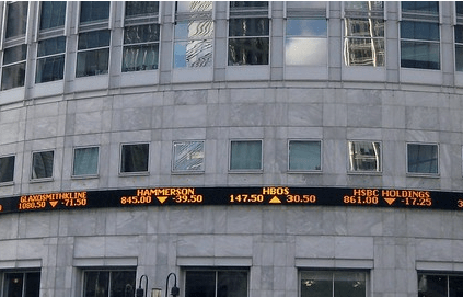 ftse 100 index tickers