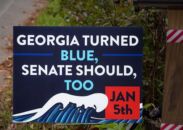 us stock futures georgia runoff