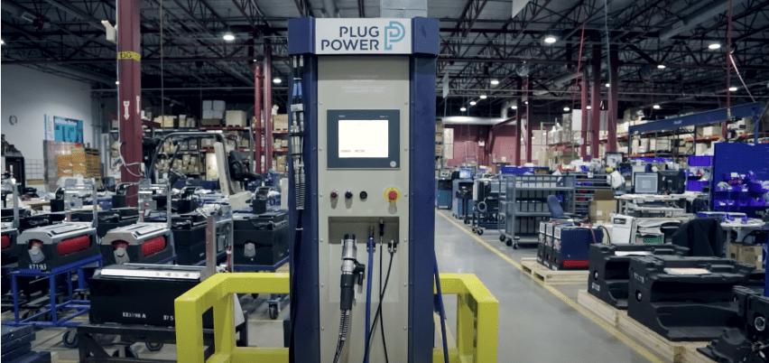 plug power facilities