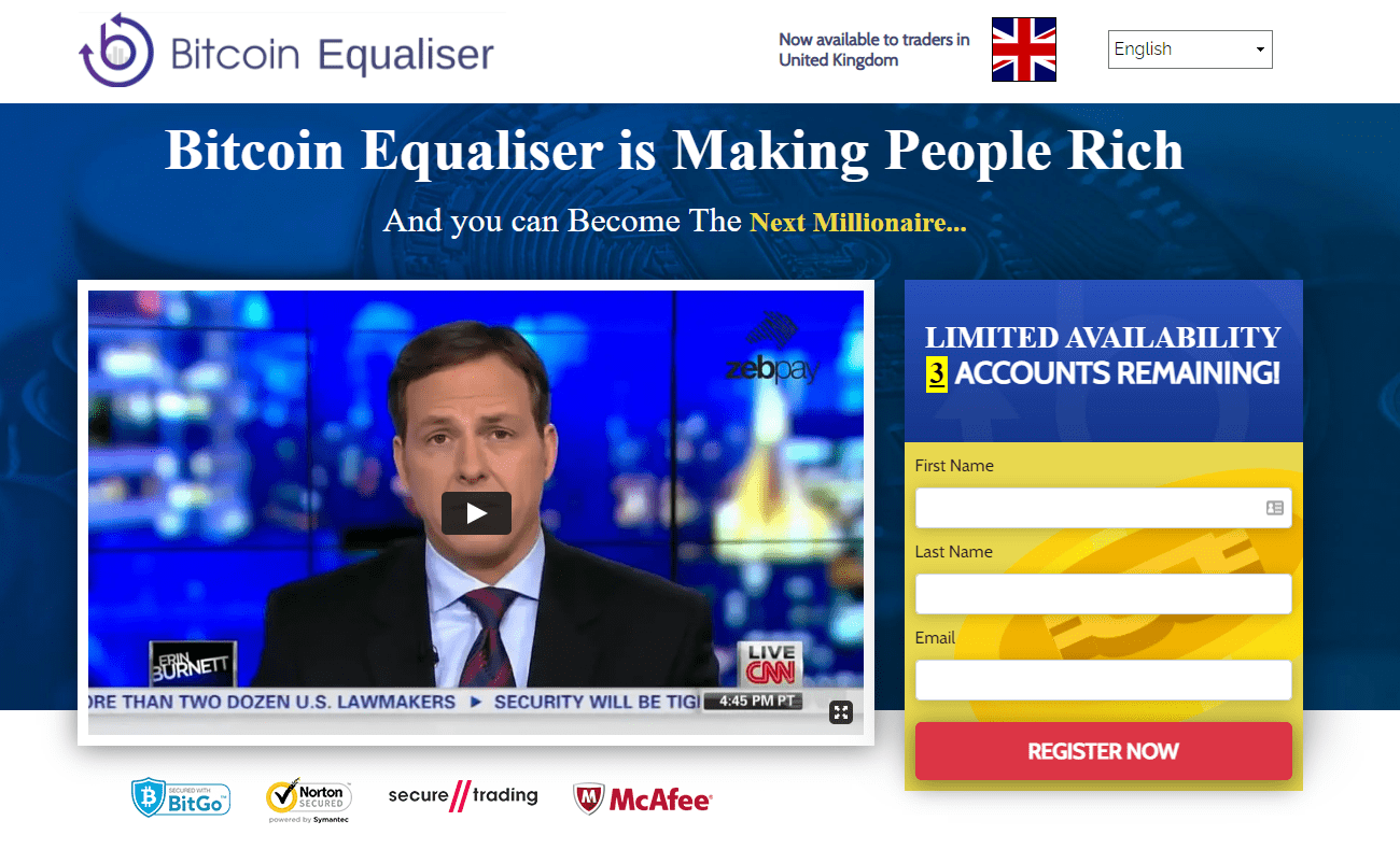 bitcoin equaliser review