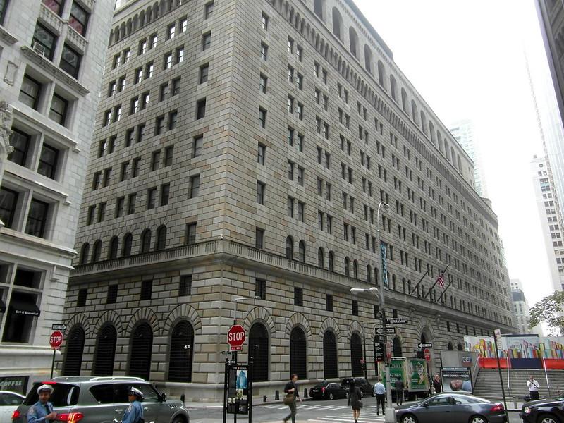mercado de recompra reversa - reserva federal de nova york