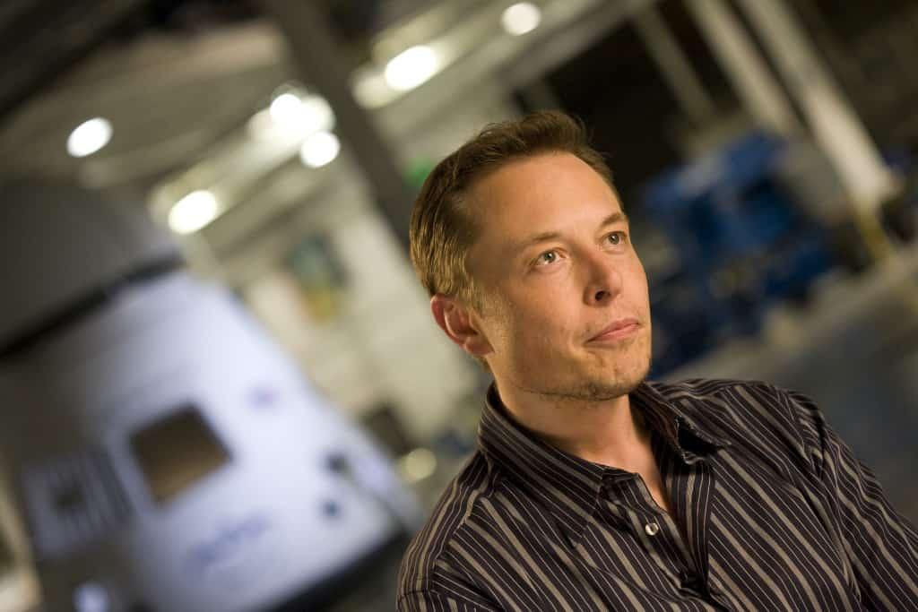 Tesla motors Inc SPaceX hyperloop