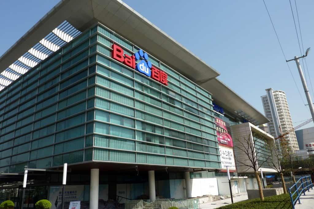 Baidu Inc Stock Jump