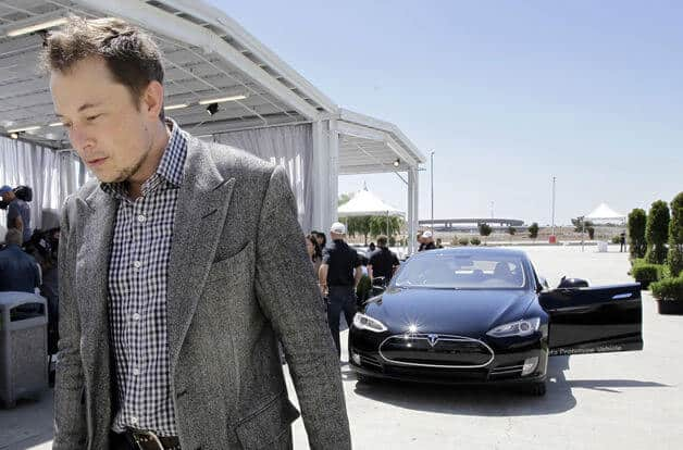 Tesla Motors Inc Uber deal - Rise of the Robocar