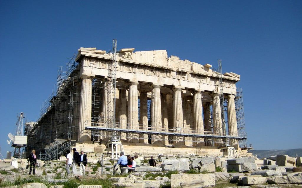 Acropolis greece SPY