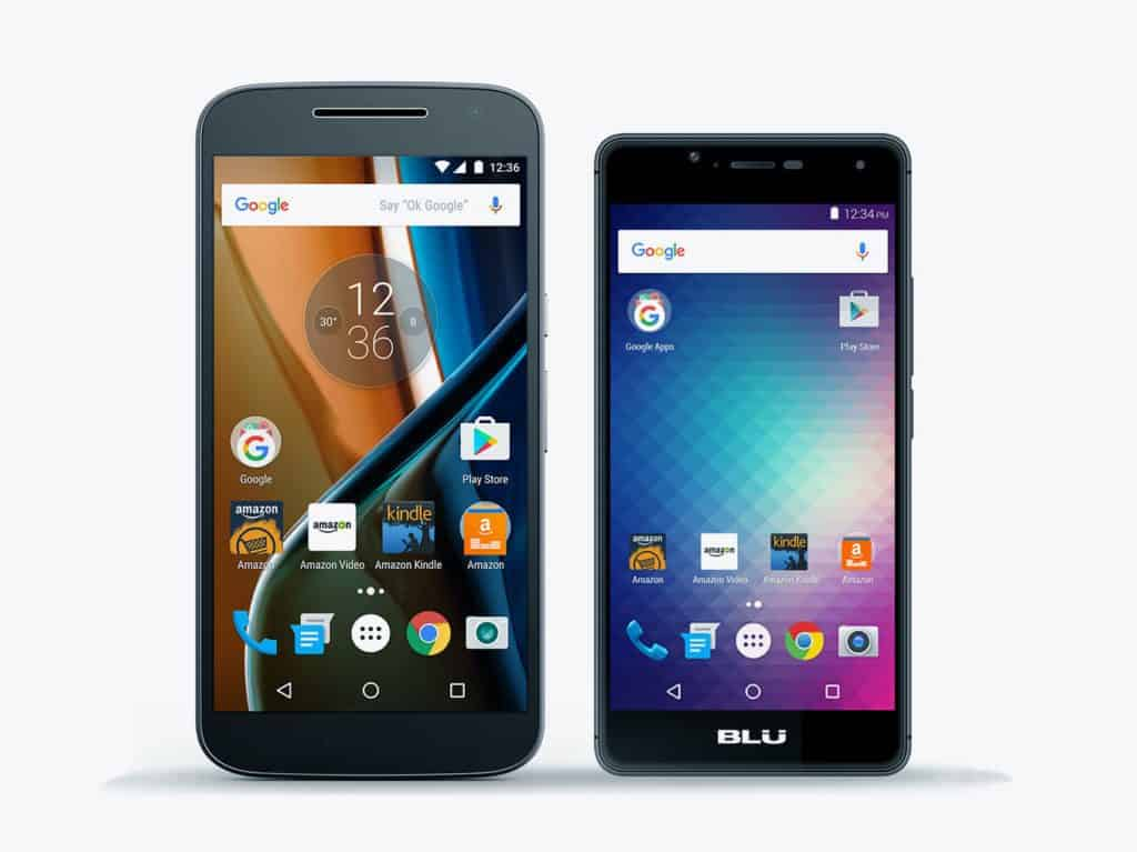 Amazon.com, Inc. (NASDAQ:AMZN) Phones