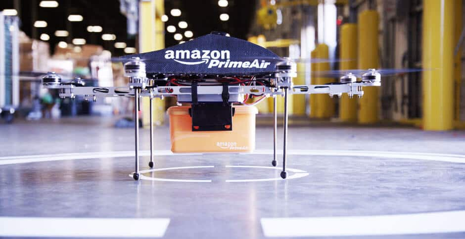 Amazon.com, Inc. (NASDAQ:AMZN) Drone