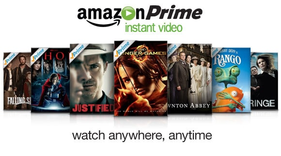 Amazon (AMZN) Prime Instant Video