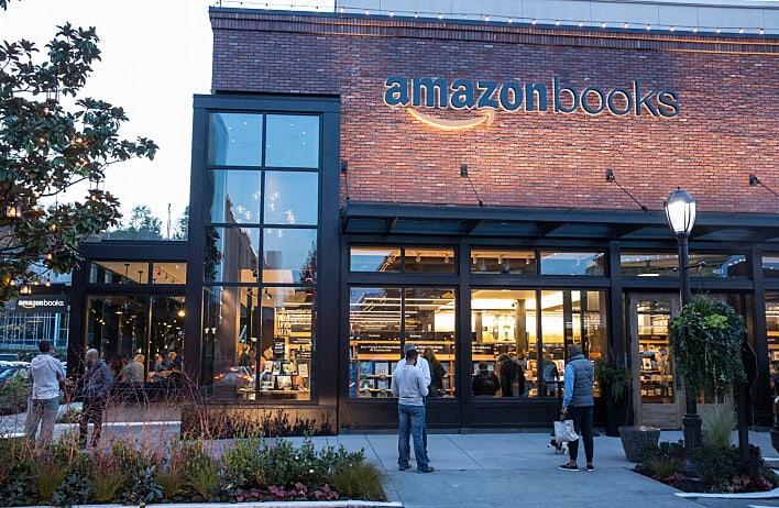Amazon.com Inc (NASAQ:AMZN) Brick and Mortor Stores