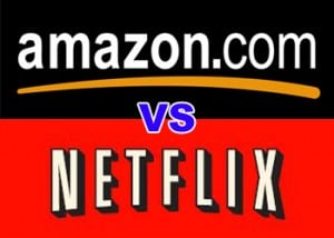 Amazon.com Inc. (AMZN) -vs-Netflix Inc. (NFLX)