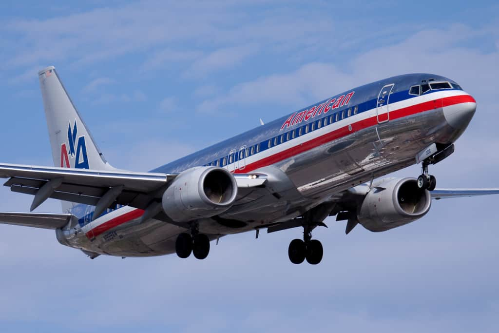 American Airlines Flight 408