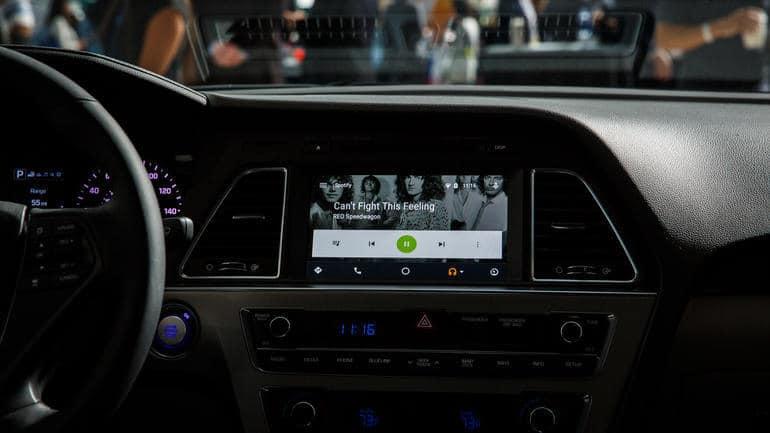 Google Android Auto Hyundai